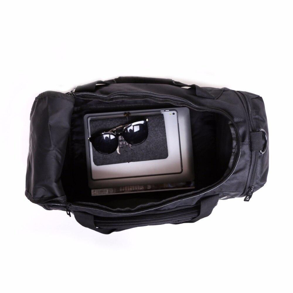 Zebella 2017 Чорний Велика ємність Чоловік - Сумки для багажу та подорожей - фото 4