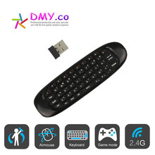 2.4Ghz remote controller Fly Air Mouse wireless mini keyboard lowest price 6 axis gyroscope for smart TV BOX computer laptop Mac
