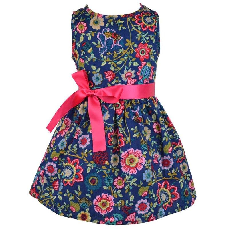 HTB18RPSXQSWBuNjSszdq6zeSpXaC Floral Children Baby Dresses Girl Wedding Party;Princess 1 Year Birthday Girls Dress Cotton Summer 2017 Teenage Vestido Infantil