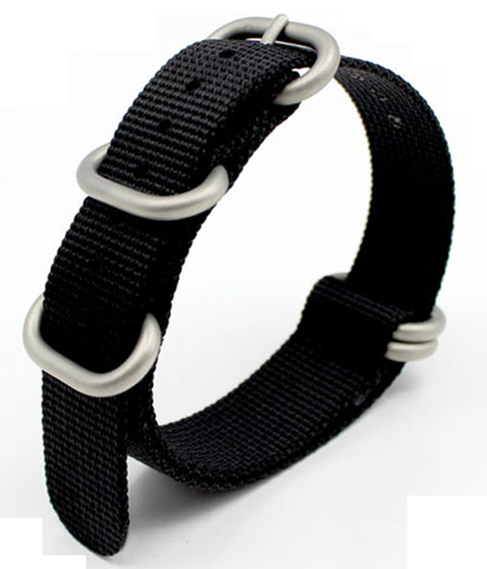 High Quality Nato Watch Band Strap Thick and Soft Nylon Material Heavy Duty