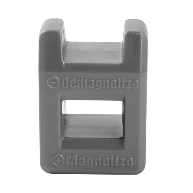Screwdriver Magnetizer Degaussing Demagnetizer Magnetic Practical Pick Up Tool