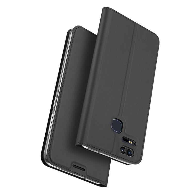 Asus Zenfone 3 Zoom ZE553KL Case Luxury Flip Cover Leather