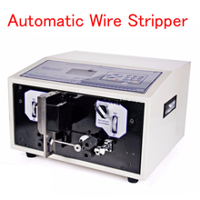 Automatic Wire Stripper 110-220V Wire Cutter 0.1-6mm2 SWT508D-II Computer Strip Machine With LCD Display  Wire Stripper Tool