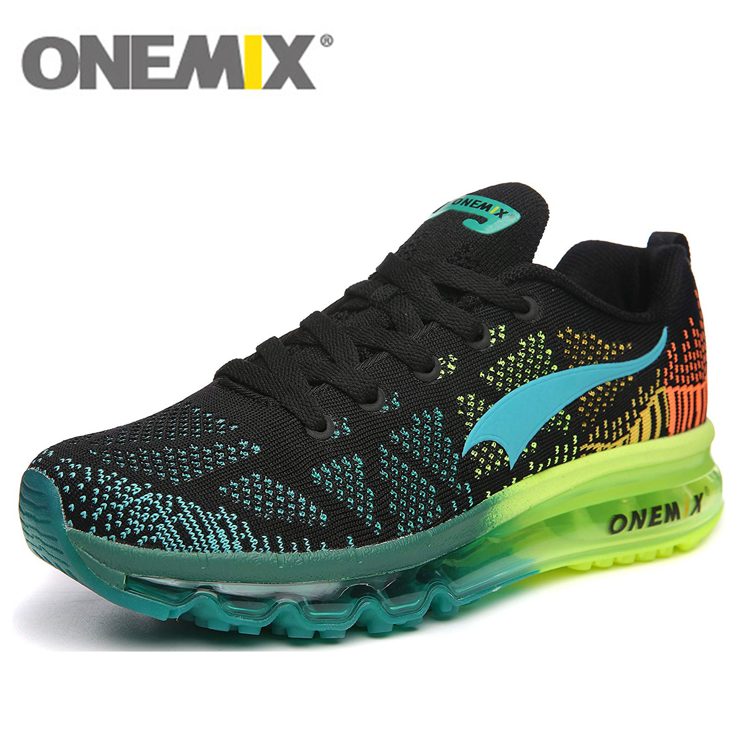 ONEMIX Trainers Air Running Shoes For Men 90 Women Free Weaving Sneaker Breathable Mesh Knit Sport