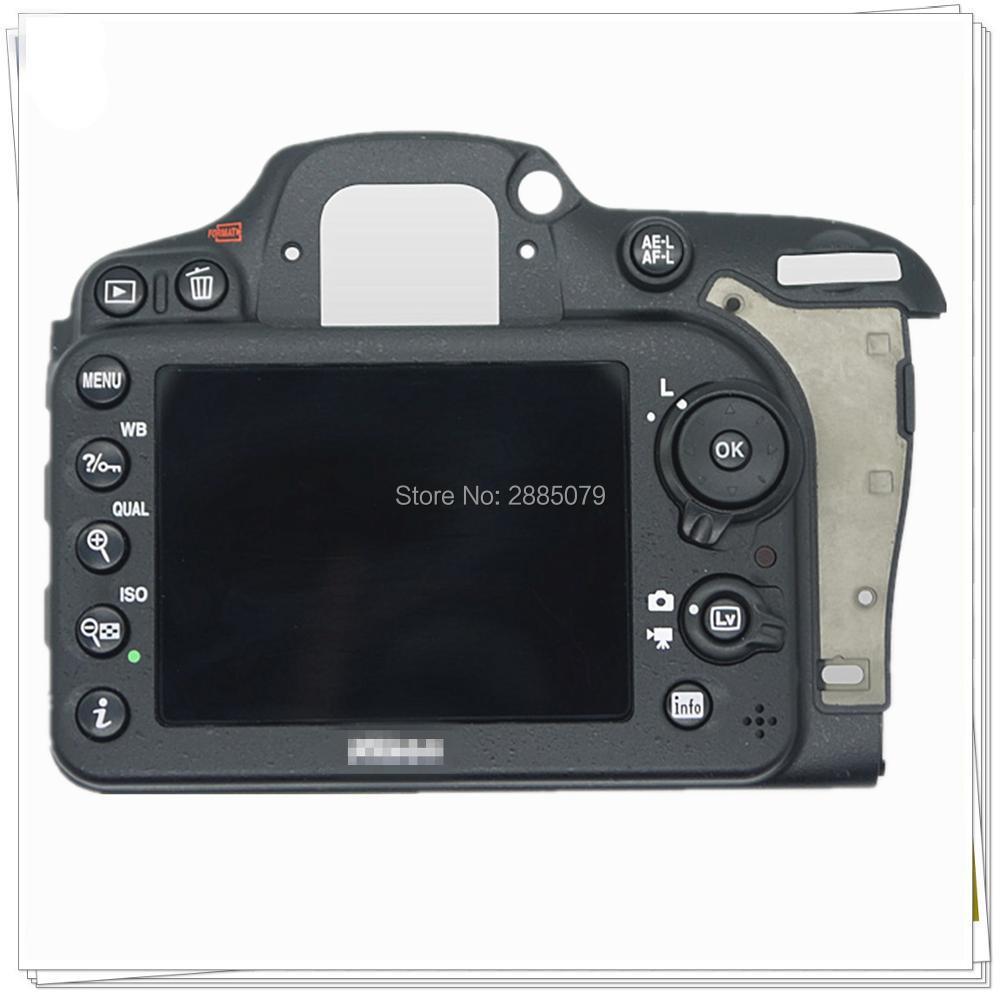Original for Nikon D7100 full set rear shell Camera Repair Replacement Part