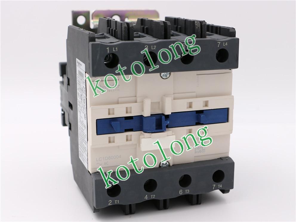 AC Contactor LC1D80004 LC1-D80004 LC1D80004W7  LC1-D80004W7 277V LC1D80004V7 LC1-D80004V7  400V ac contactor lc1d80004 lc1 d80004 lc1d80004w7 lc1 d80004w7 277v lc1d80004v7 lc1 d80004v7 400v