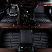 Customized Car Floor Mats For Mercedes Benz All Models G Class G35 G200 G230 G55 65AMG