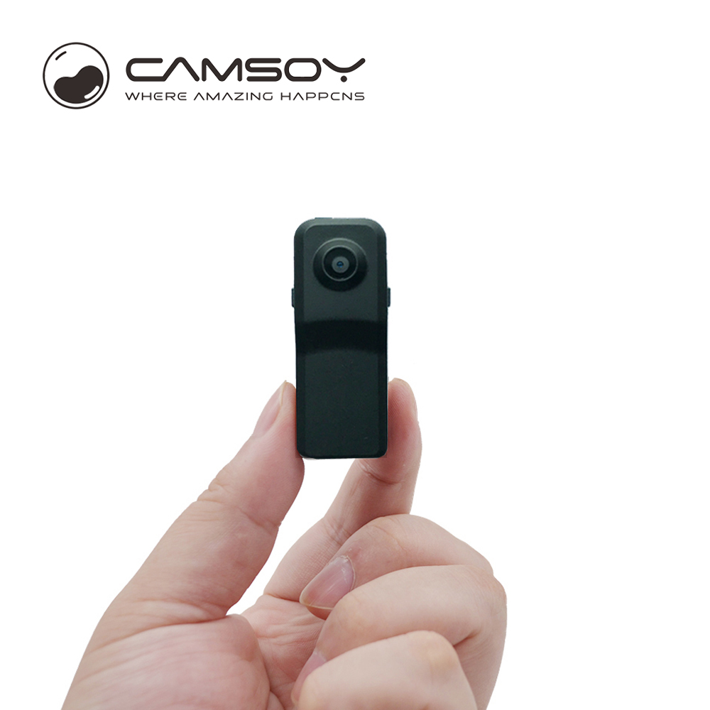 Camsoy 1080P Mini caméra HD Enregistreur vocal Petite caméra DVR - Caméra et photo - Photo 1