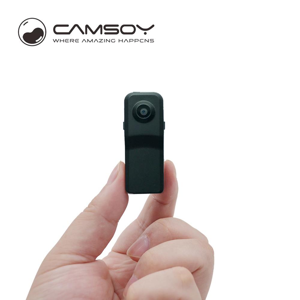 Camsoy 1080P Mini Kamera HD Voice Recorder Kleine Kamera DVR Mini - Kamera und Foto