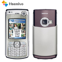 Original NOKIA N70 Mobile Cell Phone & Russian Arabic Keyboa