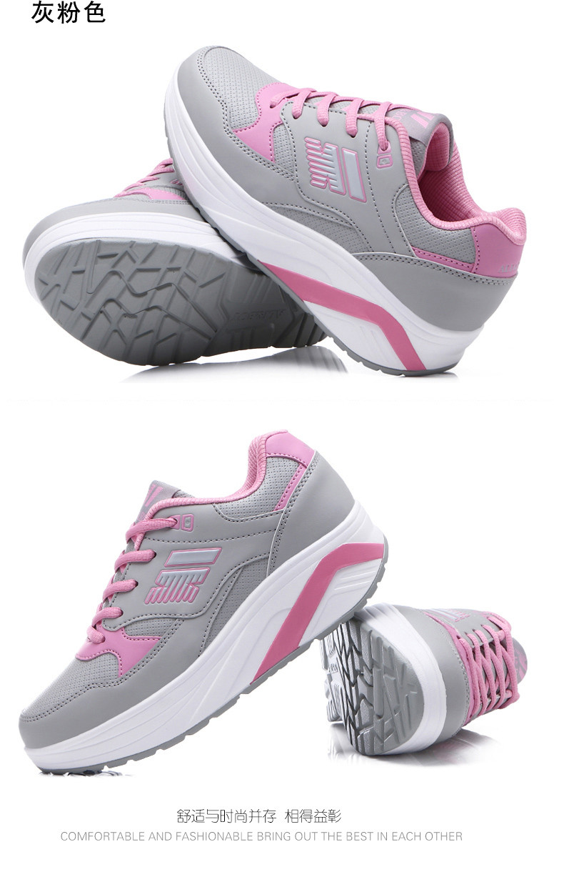 Autumn winter outdoor Girls Sneakers Platform Running Shoes for Women Sneakers Sports Shoes White Sneakers 8