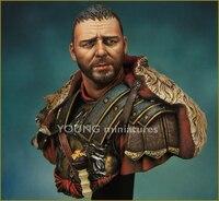 Yepyeni 1/10 Ölçekli Reçine Büstü Şekil Model Oyuncaklar Roman genel 1st Yüzyıl AD Meclisi Için Reçine Şekil Model Oyuncak koleksiyon