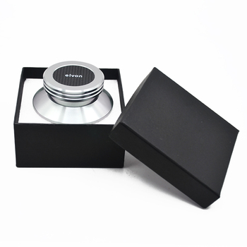 In Fibra Di Carbonio Materiale In Lega Di Alluminio LP In Vinile Dischi Girevoli Metallo Stabilizzatore Del Disco Record Peso