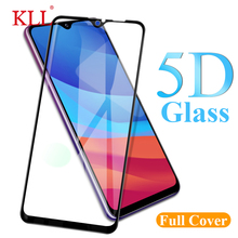 5D Cold Carving Tempered Glass for OPPO A7x AX7 Pro A5 A3 A3s Full Cover Screen Protector RX17 R17 Neo R15 F9