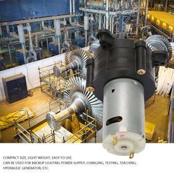 20W Hand-cranked Generator DC Miniature Hand-cranked Wind Hydraulic Generator Power Energy Dynamotor DC Generator wind generator