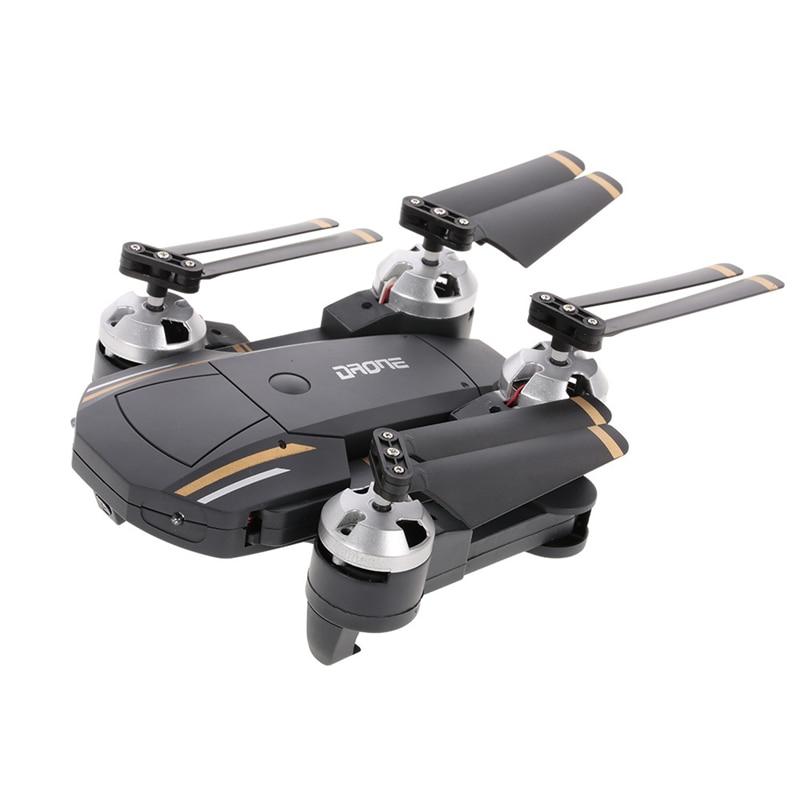 Image 2 - Радиоуправляемый Дрон GW58 складные Дроны с широкоугольной камерой HD 720 P FPV wifi Квадрокоптер 6CH Hover радиоуправляемые дроны Вертолеты Самолеты-in Дроны с камерой from Бытовая электроника