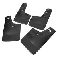 Moonet Full Set Mud Flaps Splash Guards Mudguard For Chevrolet Silverado Car Styling 4 Pcs QD288