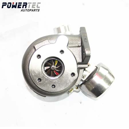 For Renault Clio III  Megane  Scenic II 1.5 DCi 106 HP K9K - Balanced Turbine Full Turbo Charger Complete Turbolader 54399700070
