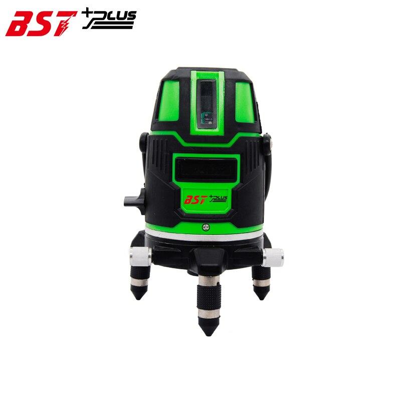 Laser poziom 2 linia 3 linie 5 linie 360 stopni samopoziomujący krzyż poziomice laserowe zielone linie poziomice laserowe, wysokiej jakości