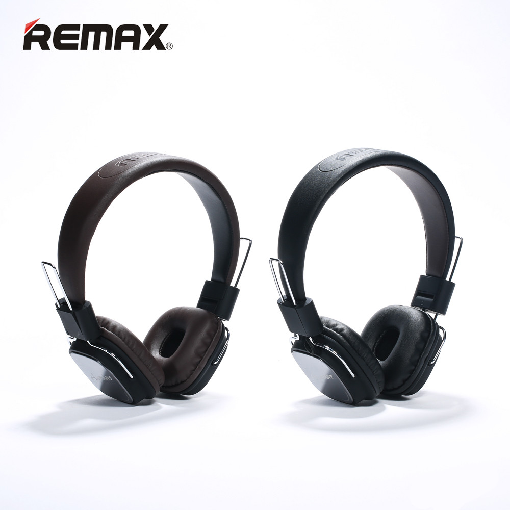 REMAX high performance Earphone Foldable Handsfree with Mic phone HIFI Line Control