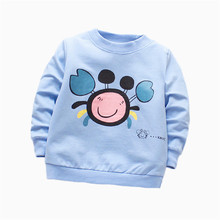 Baby Boy Long Sleeve Tops First Birthday Clothes