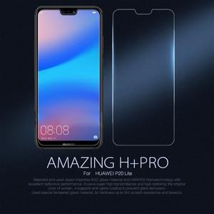 Image 3 - Pour Huawei P20 Lite protecteur décran Nillkin incroyable H/H + PRO verre trempé pour Huawei P20 Lite Nova 3E (5.84 pouces)