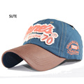 SUTE snapback cap demin baseball cap cotton casquette bone gorras hat for men women cap wholesale Outdoor shade Baseball cap