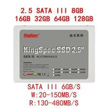 """2.5 Pulgadas SATA III 6 GB/S SATA II SSD de 8 GB 16 GB 32 GB 64 GB 128 GB 256 GB 512 GB Disco de Estado Sólido de 2.5 """"hd SSD Disco Duro Flash"""
