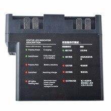 Батарея зарядки центром интеллектуальных Батарея Manager 4 в 1 Батарея зарядки HUB для DJI Phantom 3 Professional/ расширенный/Стандартный