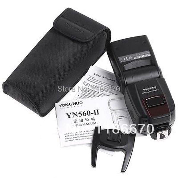 ФОТО Pro YN560 YN-560 II Flash Light Speedlite Speedlight For Canon Rebel T3 XS T5i T4i T3i  T2i T1i XSi XTi XT Camera +Free Diffuser