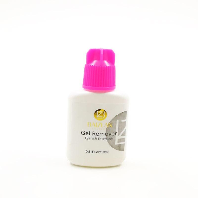 15ML Gel Eyelash Extension Glue Remover Adhesive Non- irritating Lash Makeup Removers Tool