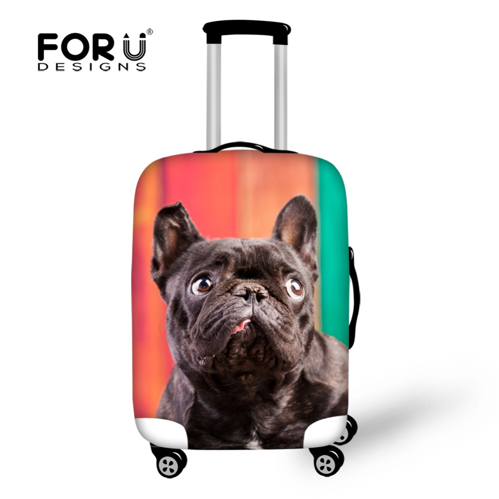 tampa da mala para 18 Medium Size Cover : 50*72*3cm For 22-26 Inch Suitcase