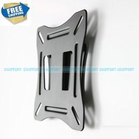 Free Shipping WLB021 Universal Fixed Flat LCD LED Slim TV Wall Mount Bracket Fit For Samsung
