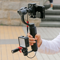 Zhiyun Smooth 4 3 Axis Handheld Gimbal Stabilizer Focus Pull Zoom Capability For IPhone Gopro VS