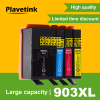 1 Set Compatible Ink Cartridge for HP 903 903XL 907 Officejet Pro 6950 6960 6962 6963 6965 6966 6968 6970 6978 6979 Printer