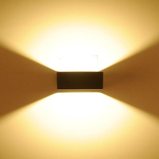 up down 8 w led buitenverlichting wandlampen ip65 waterdicht