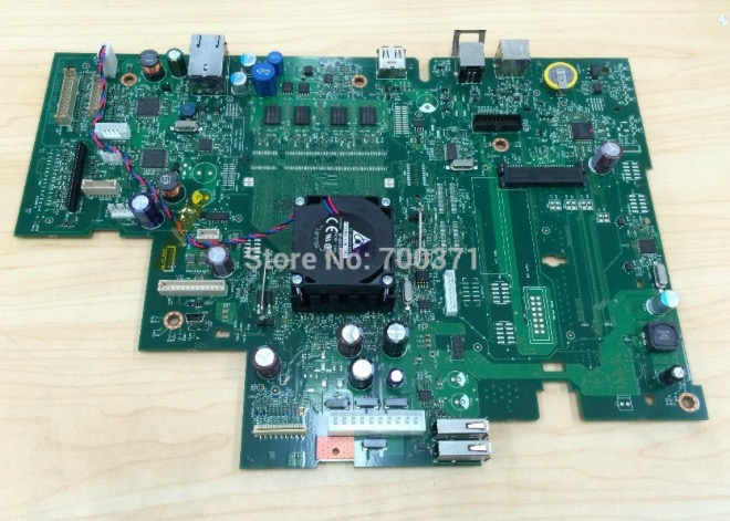 LaserJet Printer Main Board For HP M525 M525DN CF104-60001 525 525DN HP525 HP525DN Formatter Board Mainboard free shipping original cf104 60001 formatter board fit with fan for hp laserjet 500 m525 spare part printer part mother board