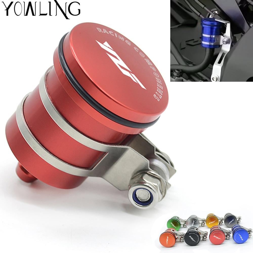 Rear Brake Fluid Reservoir Cap for Yamaha YZF-R1 R6 YZF-R25 R3  FZ8 XSR700 900