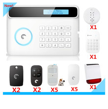 Promotion Price Brand Alarm Etiger S4 Smart home Alarm wireless GSM Alarm System Home Burglar Security
