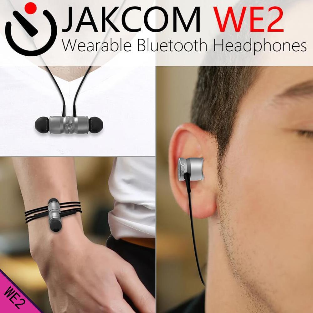 JAKCOM WE2 Smart Wearable Earphone Hot sale in Earphones Headphones as headphone mi 8 exploration edition hifi earphones