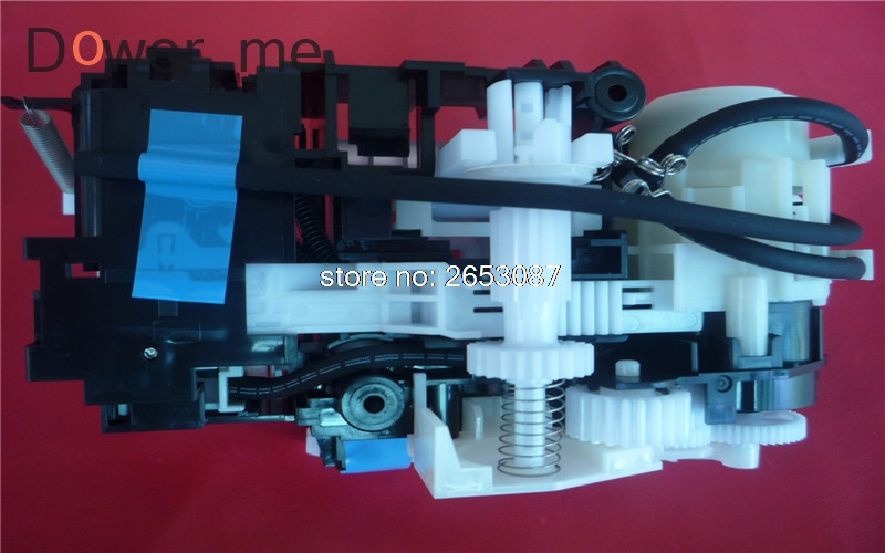 Original New Ink Pump Assembly capping station for Epson WF7610 7610 WF7620 7620 WF7111 7111 WF7110 7110 WF7600 WF7621 pump Assy ink pump for roland sj640 ra640 re640 re540 fh740 vs300 vs540 vs640 vp300 vp540 xf640 rf640 rfa640 roland ink pump u type