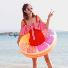 inflatable swimming ring piscina inflable Pool float For Adult Children piscine bouee gonflable gonfiabili zwemband ginormous(China)