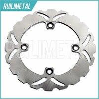 Rear Brake Disc Rotor For TRIUMPH TT DAYTONA BABY SPEED 600 FOUR DAYTONA 675 R STREET