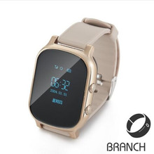GPS Tracker Smart font b Watch b font Kids Child Bracelet Personal Locator T58 font b