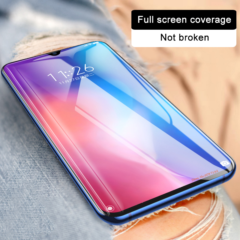 Tempered <font><b>Glass</b></font> For <font><b>Samsung</b></font> Galaxy A20e <font><b>A</b></font> <font><b>20</b></font> E 20e A20 Full Cover Screen Protector A50 A30 A10 S A50S A30S A10S A70 A80 A60 <font><b>Glass</b></font> image