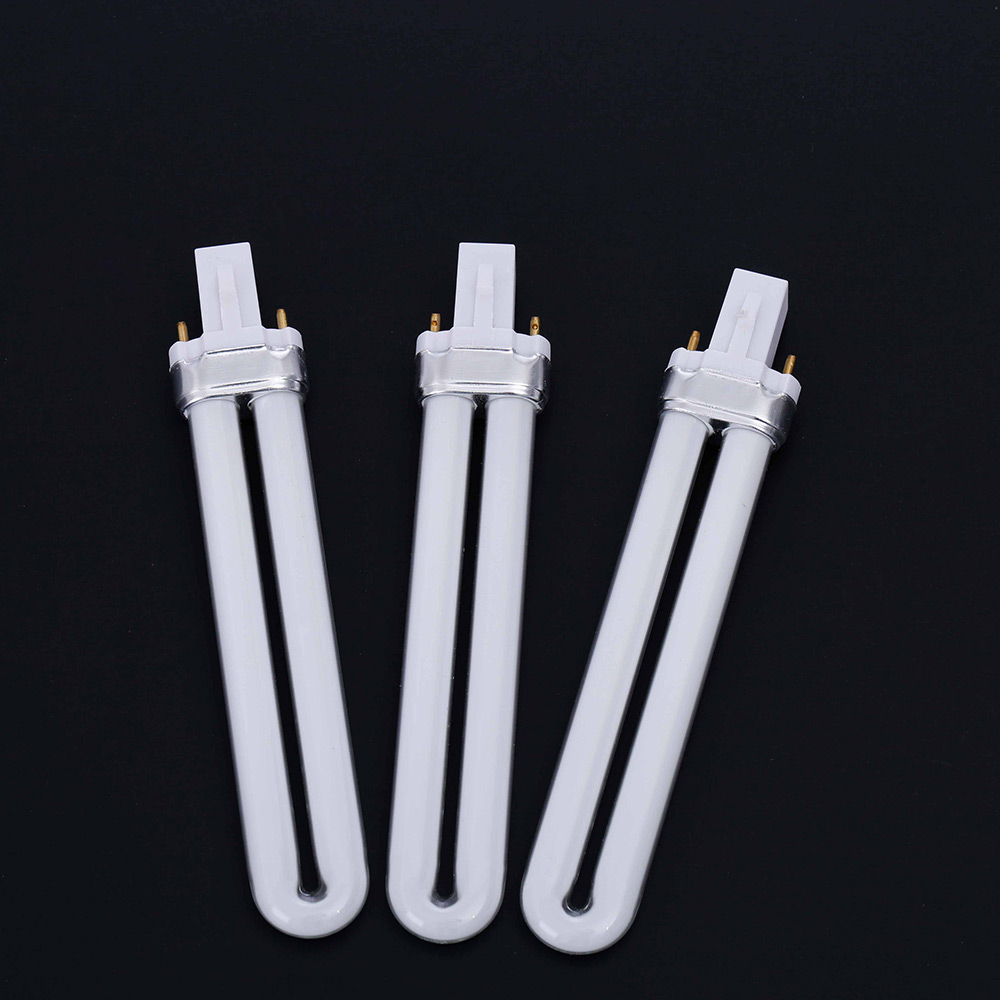 Nails Art & Tools Group 4 Pc X 9 W Uv Lamp Tube For 9w 36 W Uv Nail Curing Lamp Melter 365 Sea Miles Dryer White High Quality Tube Nail Dryers