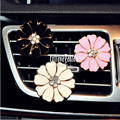 Творческие цветы луки автомобиль марли духи освежители воздуха оптом и в розницу