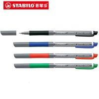 4PCS Germany STABILO Neutral Pen Ink Pen 0 5MM