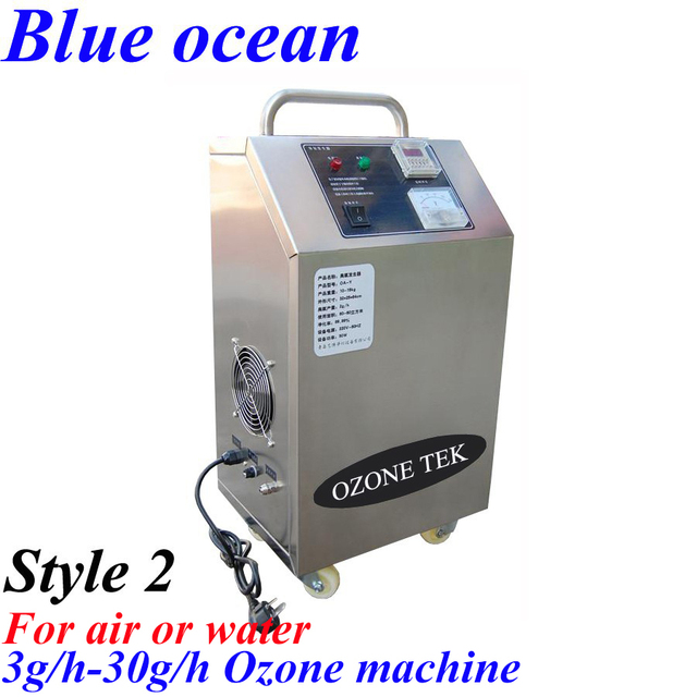 Buy Bo 11015ayt Hot Swimming Pool Ozone Water Disinfection Machine For Water