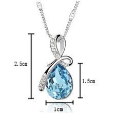 Austrian Crystal Necklace